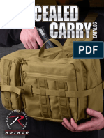Rothco Catalog Concealed Carry