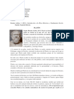 Vida de Platon Grupo n 3