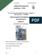 Informe_N°1_Procesamiento_de_Minerales_y_Materiales_2017