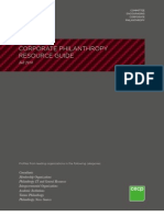 CECP 2010 Resource Guide