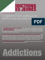 Etude Addictions Jeunes