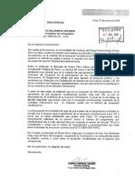Nuevo Perú exige que se repita la votación para sancionar a Kenji Fujimori, Bienvenido Ramírez y Guillermo Bocángel