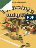 RADULESCU, Valentin - Iscusinta mintii.pdf