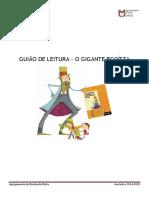 Guiao-gigante Egoista Porto Editora