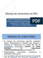 Manejo de Conectores en PSU