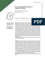 FRANCO TB, MERHY E. El reconocimiento de la producción subjetiva del cuidado. Salud colectiva  [Internet]. 2011[citado  2013  Abr  12];7(1) 9-20.pdf