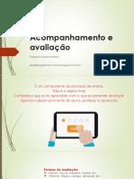 AVALIAÇÃO - pedagogia para concursos.pdf