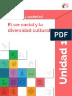 Contenido en extenso Módulo 8 - Ser Social y Sociedad y Sociedad - Unidad 1 - Prepa en línea - SEP México.