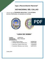 Expo Logistica Lean Six Sigma