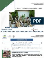 Capacitación PNCE Secundaria 2016