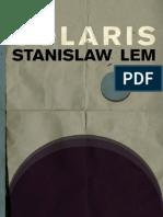 Solaris - Stanislaw Lem.pdf