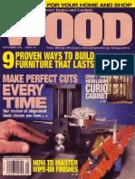 Wood Magazine 150 2003