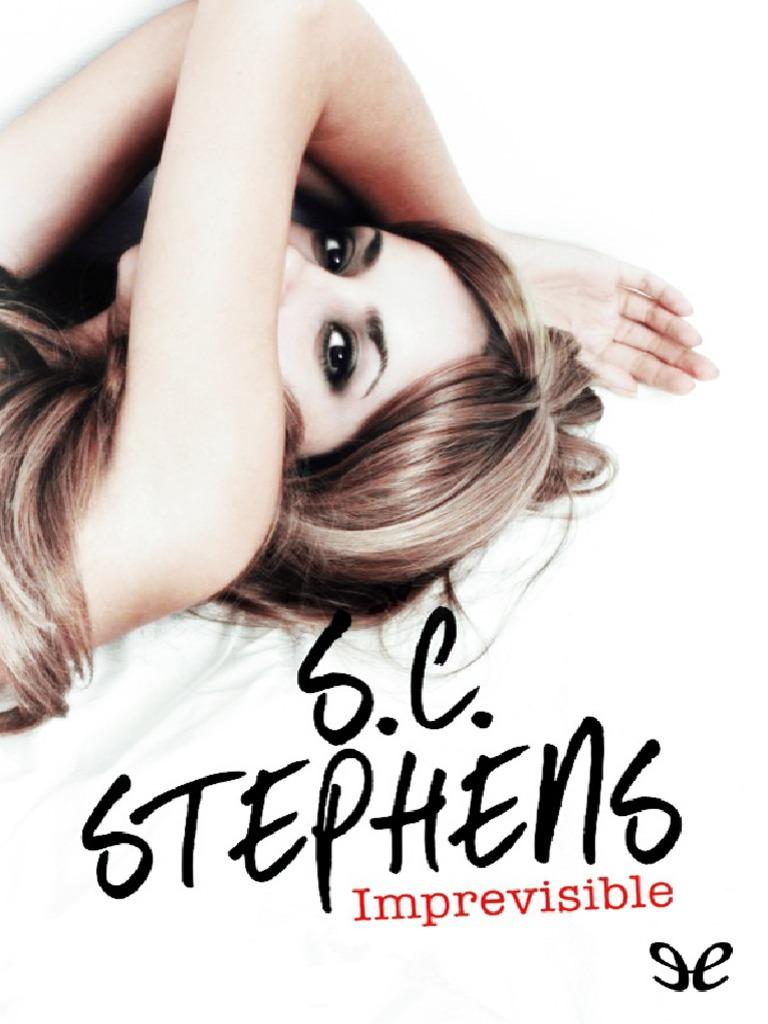 cea7712cbf7a Imprevisible - S. C. Stephens