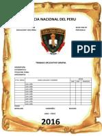Monografia Identidad Policial
