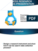 Brm Presentation - Questionnaire Instrument