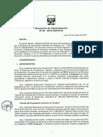 Resolucion Nro 054 2014 Oefa Oa