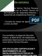 Expo Electrificacion