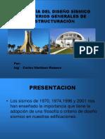 Estructuración de Edificios
