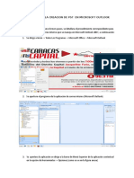 Manual Para La Creacion de Pst en Microsoft Outlook 2007