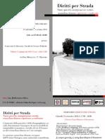 """30 settembre - 1 ottobre 2010 A Macerata il seminario """"Diritti per Strada"""""""