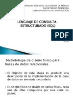 Lenguaje de consulta estructurado SQL P1