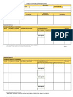 Matriz de Planificación Nivel Secundario 2016