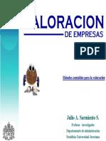 Costo de capital+Fuentes de financiación+Valoración de empresas.pdf
