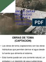 Diseño de Obras Hidraulicas-clase 4