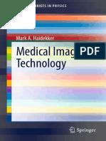 Libro Medical ImagingTechnology