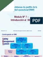 Oaci Sms m07 – Introducción Sms