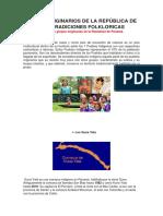 Grupos Étnicos de Panamá
