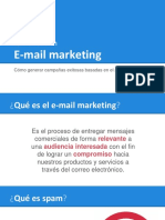 5 E-mail Marketing