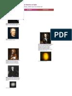 History of Light