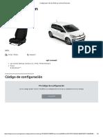 Configurador VW Up! 2018 Up! Connect Resumen