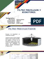 Percolador y Biorotor
