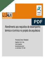 ABNT NBR 15575 APRESENTAÇÃO DESEMPENHO TÉRMICO EM DIFICIOS.pdf