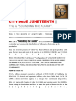 City-wide Juneteeth 1