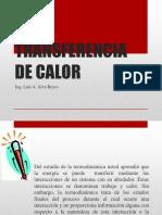 Clase 03transferencia de Calor