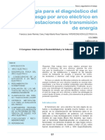 MetodologiaParaElDiagnostico Arco Electrico