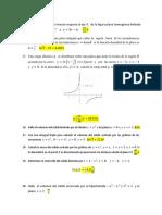 Serie Integrales Multiples 3a. Parte Soluciones