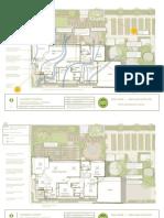 Sustainability Plans Presentation Drawings Joshua House