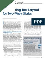 ACI Concrete International Reinforcing Bar-Layout for Two-Way Slabs.pdf