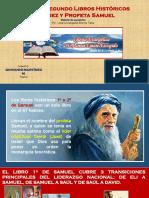 PPT-1y2 Libros de Samuel