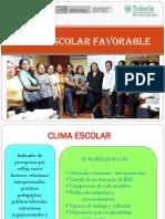 Clima Escolar Favorable (1)