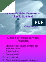 Terapia de Vidas Passadas e o Mundo Espiritual