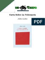 John Locke - Carta Sobre La Tolerancia.doc