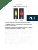 laboratorio de analisis quimico cualitativo cuestionario 5