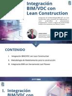 2do CongresoBIM - BIM y VDC Con Lean Consrtruction