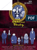 Digital Booklet - The Addams Family