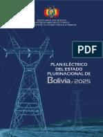 Plan Electrico Bolivia 2025.pdf